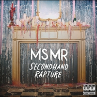 Cover of the track Secondhand Rapture