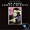 Cover of the track No More Lonely Nights (1984)