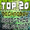 Cover of the album Top 20 Technoboy Hardstyle Selection