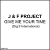 Cover of the track Give Me Your Time (Original Mix)