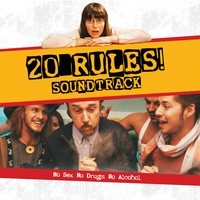 Cover of the track 20 Rules! - Soundtrack
