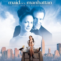 Cover of the track Maid In Manhattan (Music from the Motion Picture)