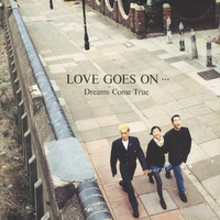 Cover of the track LOVE GOES ON...
