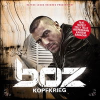 Cover of the track Kopfkrieg