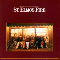 Cover of the track St. Elmo's Fire (Original Motion Picture Soundtrack)