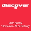 Cover of the album Homesick