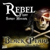 Cover of the track Black Pearl (He's a Pirate)