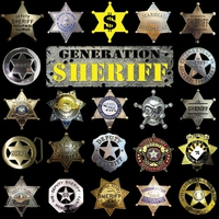Cover of the track Generation Sheriff