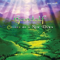 Cover of the track Colors of a New Dawn