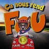 Cover of the track Ca nous rend fous