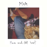 Cover of the track Mere end det her? - Single