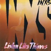 Couverture du titre Listen Like Thieves