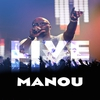 Cover of the album Manou (Live)