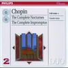Cover of the album Chopin: The Complete Nocturnes & Impromptus