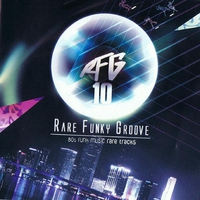 Cover of the track RFG 8 (80' Funk Music Rare Tracks)