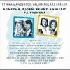 Couverture de l'album På Svenska