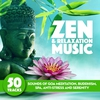 Couverture de l'album Zen & Relaxation Music (Sounds of Goa Meditation, Yoga, Buddhism, Spa, Anti-Stress and Serenity)