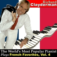 Cover of the track The World's Most Popular Pianist Plays French Favorites, Vol. 4