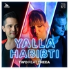 Couverture du titre Yalla Habibti (feat. Theea)