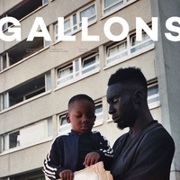 Cover of the track Gallons (feat. Sasha Keable & PW) - Single