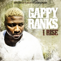 Cover of the track I Rise - Single
