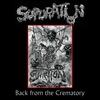 Couverture de l'album Back From the Crematory