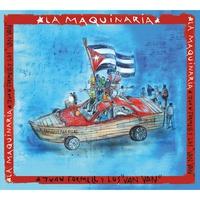 Cover of the track La Maquinaria