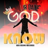 Couverture de l'album God Know - Single