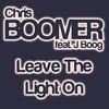 Couverture de l'album Leave the Light On (feat. J Boog) - Single