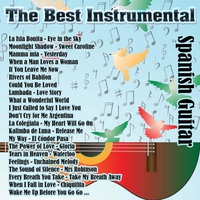 Cover of the track The Best Instrumental: Spanish Guitar