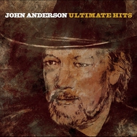 Cover of the track John Anderson: Ultimate Hits