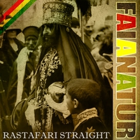 Couverture du titre Rastafari Straight