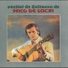Cover of the album Recital de guitarra de Paco de Lucía