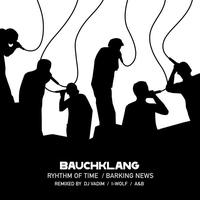 Couverture du titre Barking News / Rhythm of Time - EP