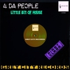 Cover of the track Little Bit of House (Dub Mix)