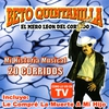 Couverture de l'album Mi Historia Musial - 20 Corridos