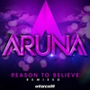 Cover of the track Reason To Believe (Aruna Chillout Mix)