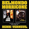 Cover of the album Belmondo, Morricone, Henri Verneuil (Bandes originales de films)