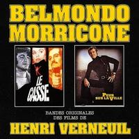 Cover of the track Belmondo, Morricone, Henri Verneuil (Bandes originales de films)