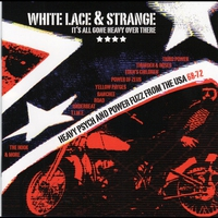 Cover of the track White Lace & Strange