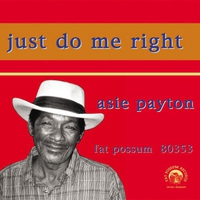 Cover of the track Just Do Me Right