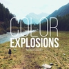 Couverture de l'album Color Explosions - Single