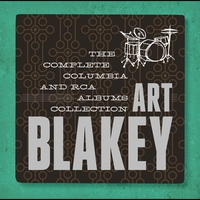 Couverture du titre Art Blakey: The Complete Columbia & RCA Victor Albums Collectiion