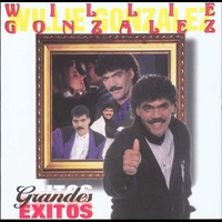 Cover of the track Willie Gonzalez: Grandes Exitos