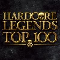Couverture du titre Hardcore Legends Top 100