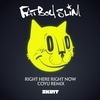 Couverture du titre Right Here Right Now (Coyu Remix)