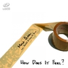 Cover of the album How Does It Feel? - Single