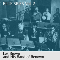 Cover of the track Blue Skies, Vol. 2