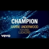 Cover of the track The Champion (feat. Ludacris)