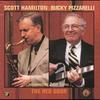 Cover of the album The Red Door - Scott Hamilton & Bucky Pizzarelli Remember Zoot Sims
